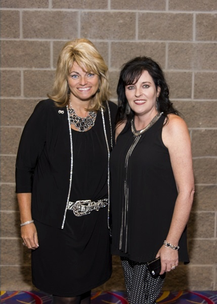 Vickie Burlsworth - Executive Director and Cindi Hagood - Assistant Executive Director for the Eyes of a Champion program